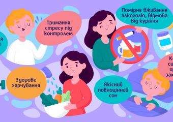 7 простих правил, які допоможуть вам мати міцний імунітет