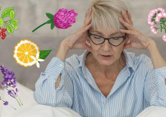 Чи ефективні фітопрепарати для лікування безсоння у жінок під час менопаузи?